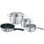 Bosch HEZ390042 Set of 3 pots and 1 pan