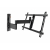 Vogels W53080 Wall Support 2 arms 40-65  039  Black