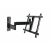 Vogels W53070 Wall Support 2 arms 32-55  039  Black