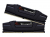 G.Skill Ripjaws V / DDR4 / 16 GB: 2 x 8 GB / DIMM 288-pin / 3600 MHz / PC4-28800 / CL17 / 1.35 V / unbuffered / non-ECC / classic black   F4-3600C17D-16GVK 1
