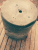 Handmade concrete pot created with natural stone 3