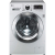 LG F14A8RD freestanding Front-load A    White washer dryer